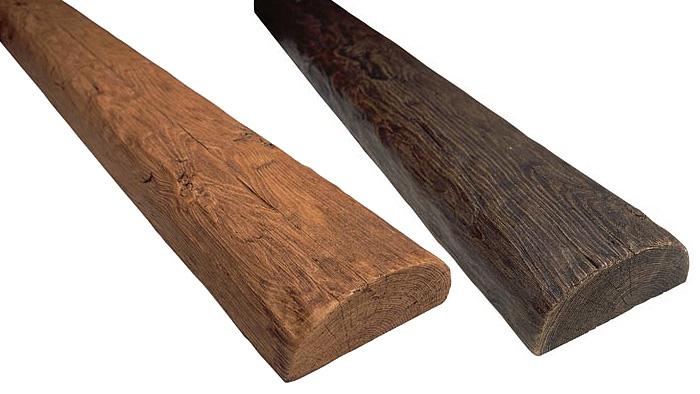 Escayola en pamplona navarra vigas paneles - Vigas de hormigon imitacion madera ...