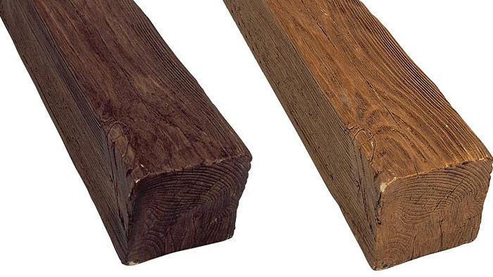 Escayola en pamplona navarra vigas paneles - Vigas de imitacion madera para techos ...